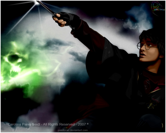 Daniel Radcliffe by pixellorac